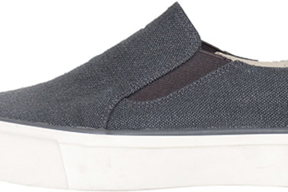 SeaVees James Perse Linen Slip-On