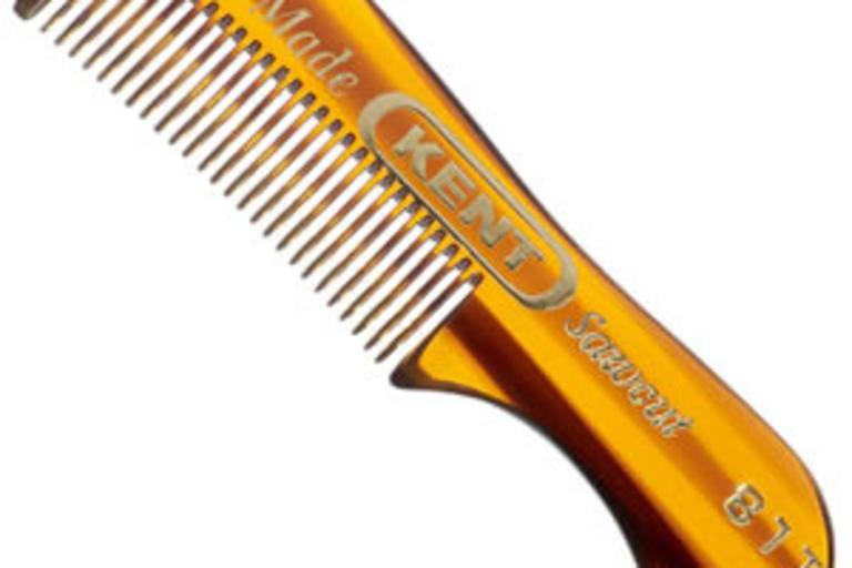 Kent Mustache & Beard Comb