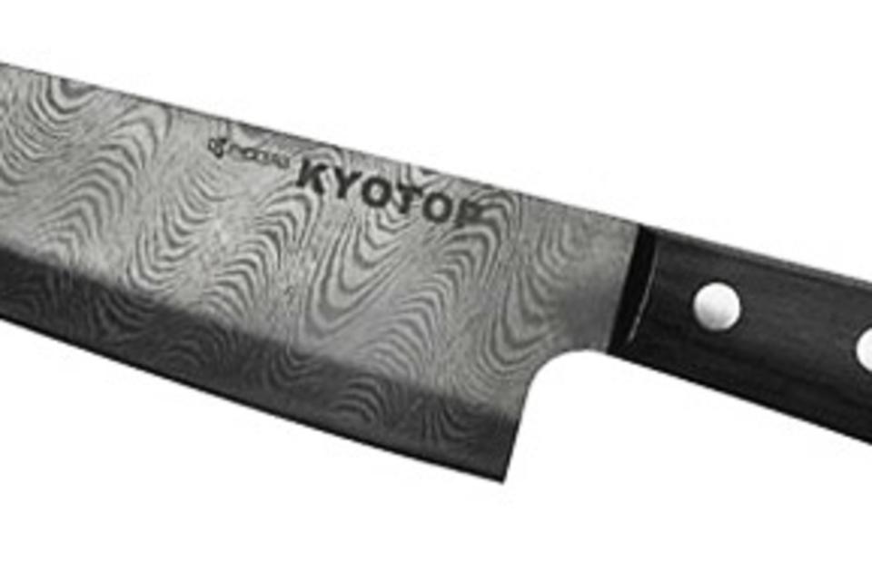 Kyocera Kyotop Damascus Ceramic Chef's Knife