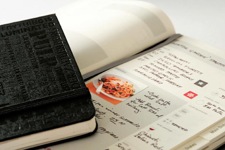 Moleskine Passions Journals