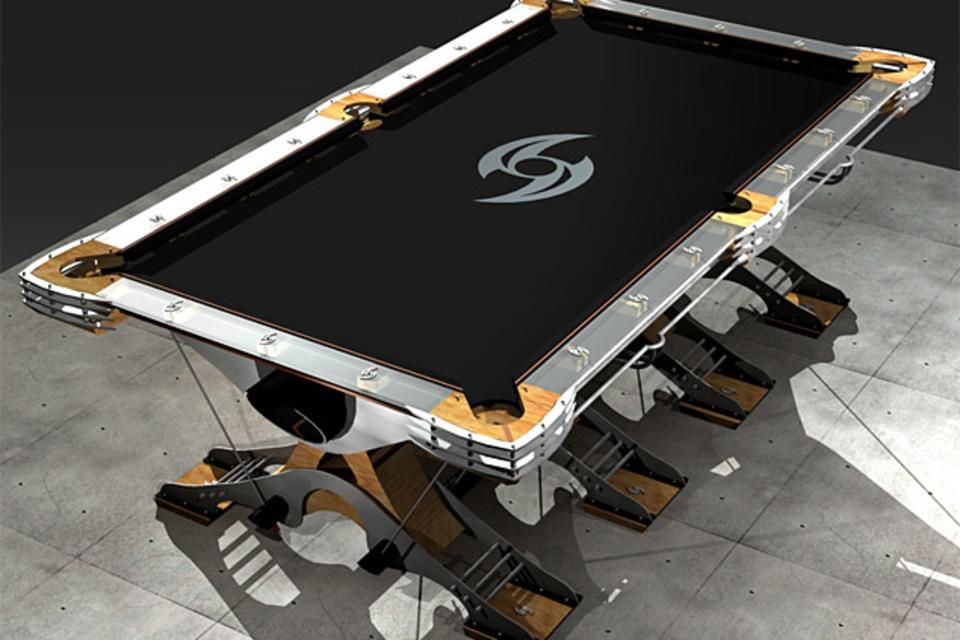 Predator Pool Table