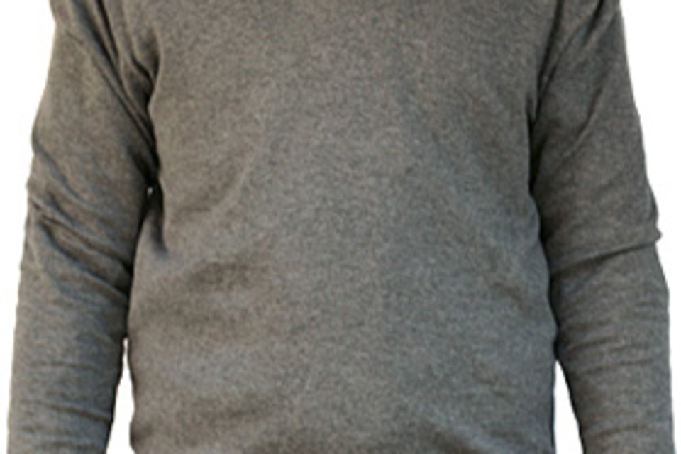 3sixteen Shawl Collar Sweater