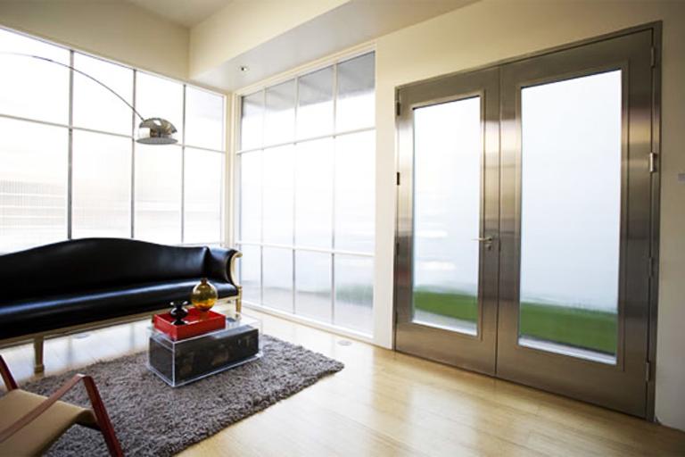 Neoporte Stainless Steel Doors