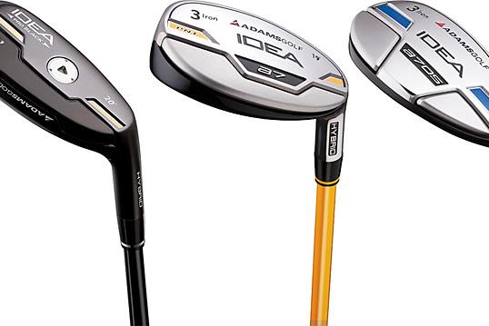 Adams Idea Hybrid Golf Clubs