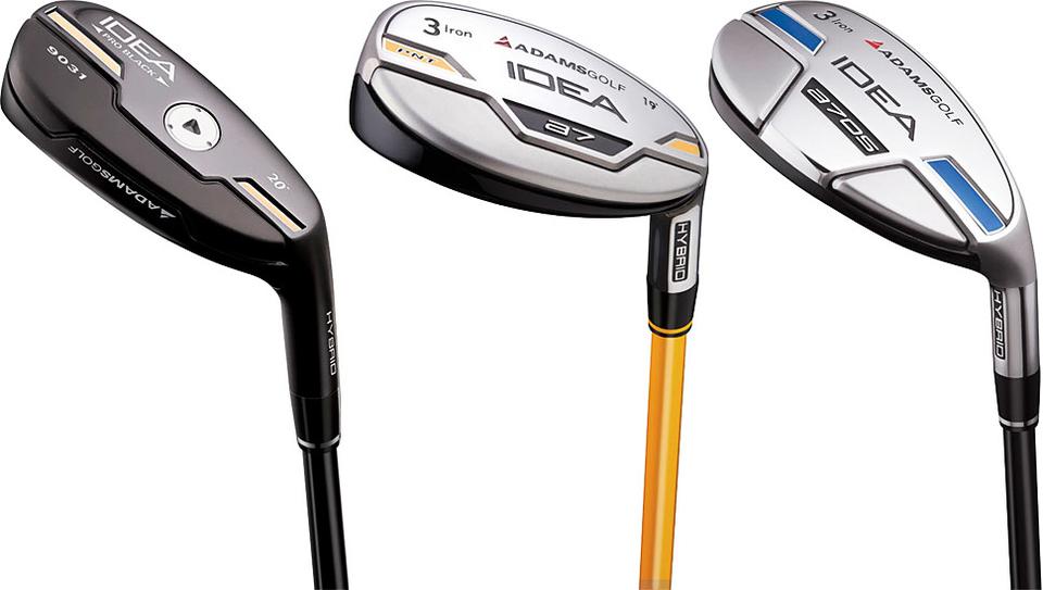 Adams Idea Hybrid Golf Clubs Uncrate