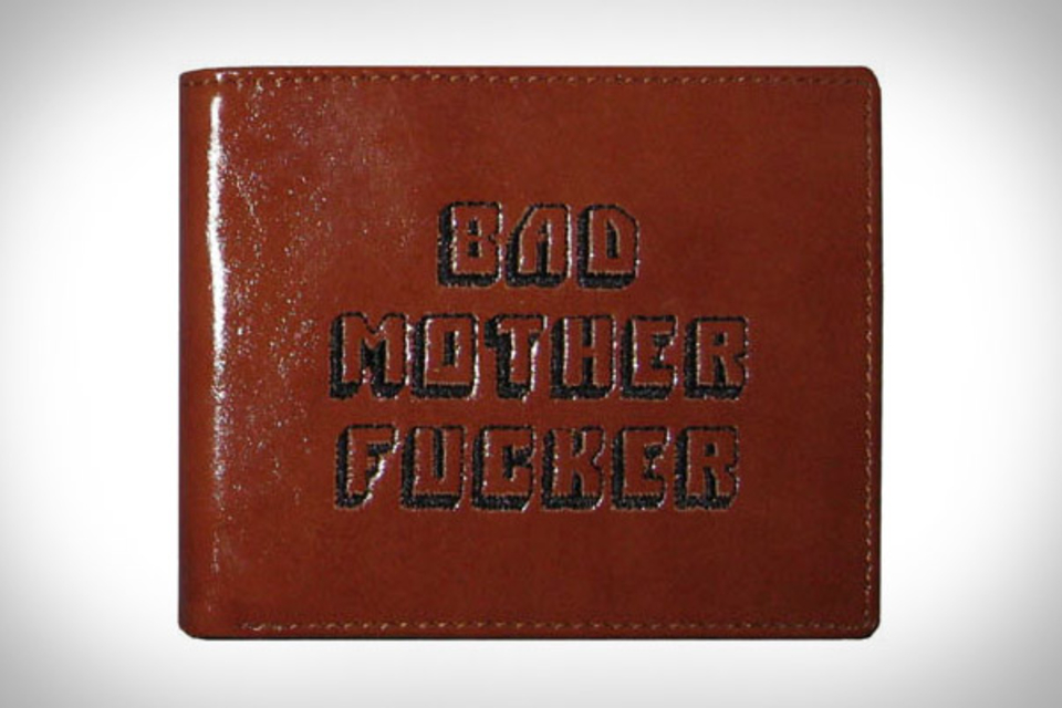 Bad Mother F*cker Wallet