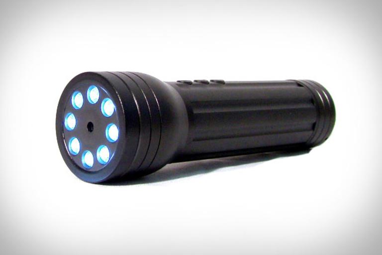 Nightvision Flashlight Camcorder