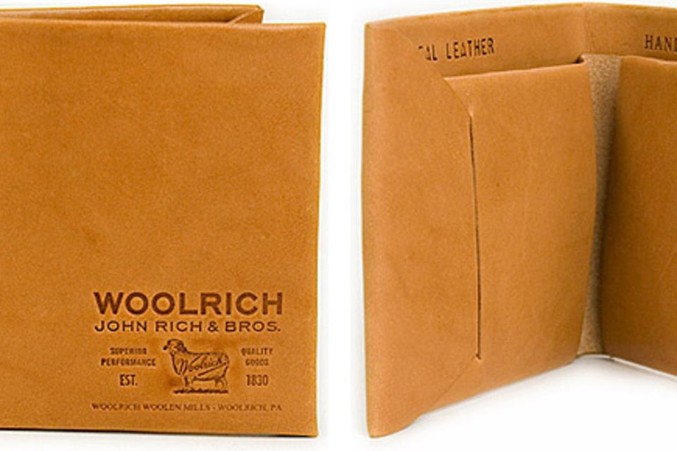 Woolrich John Rich & Bros. Wallet