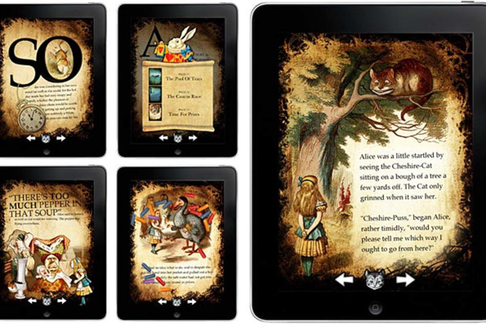 Alice for iPad