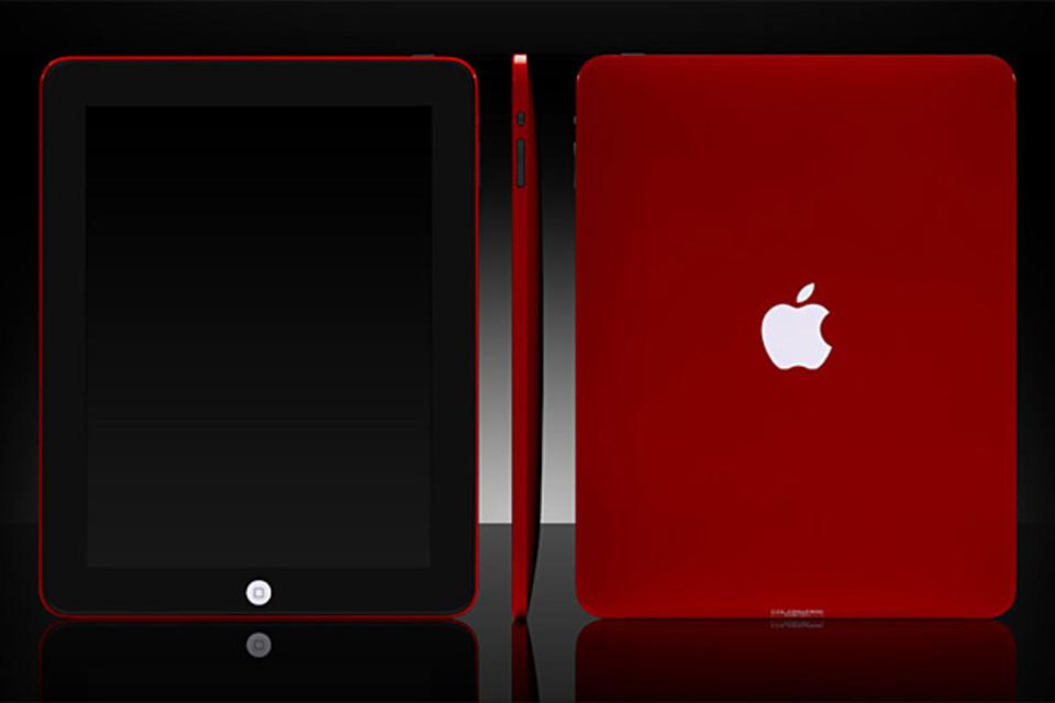 Colorware iPad | Uncrate