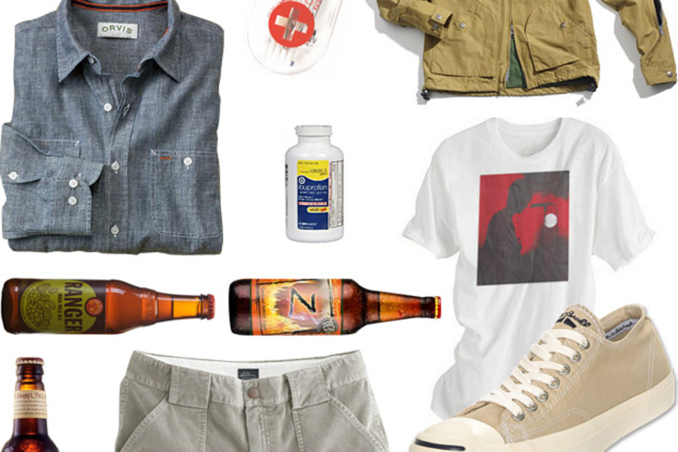 Garb: Brewery Tour
