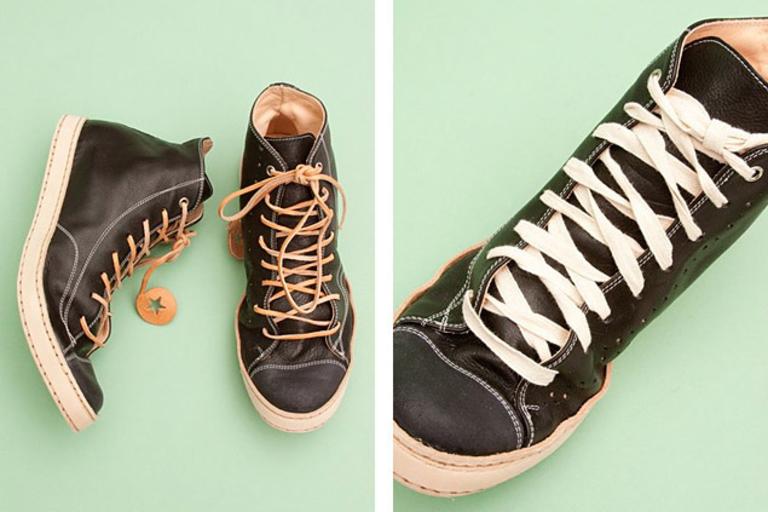 Converse Handmade Leather Chuck