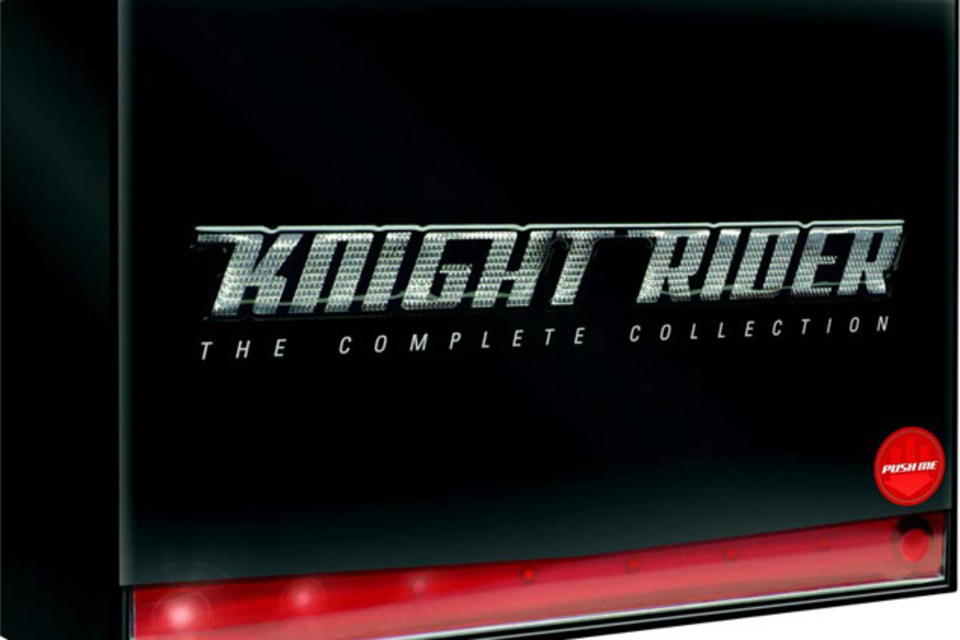 Knight Rider: The Complete Collection