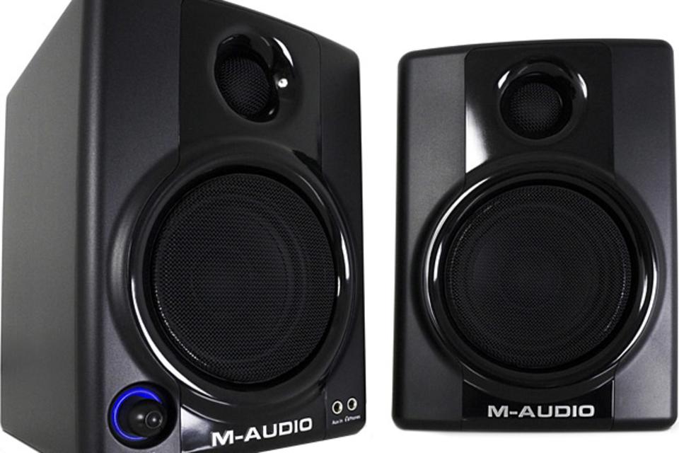 M-Audio Studiophile AV 40 Speakers