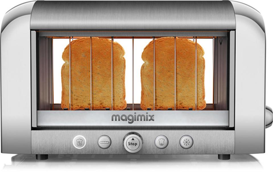 magimix vision toaster uncrate. Black Bedroom Furniture Sets. Home Design Ideas