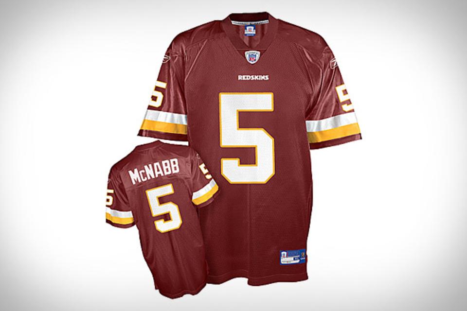 Donovan McNabb Washington Redskins Jersey