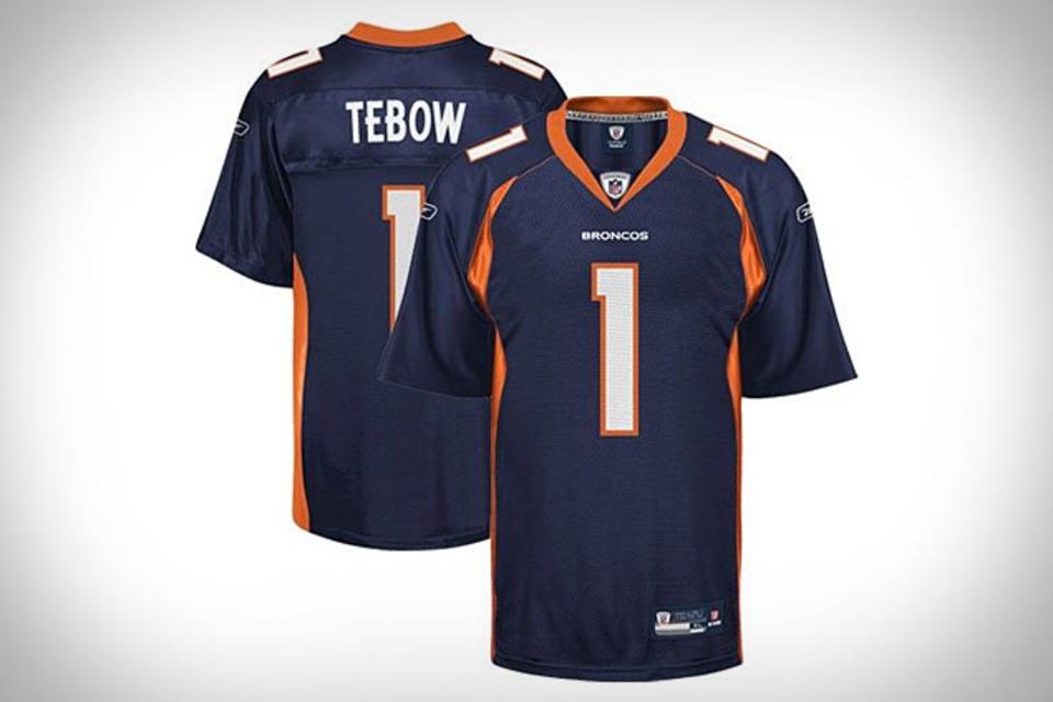 Tim Tebow Denver Broncos Jersey