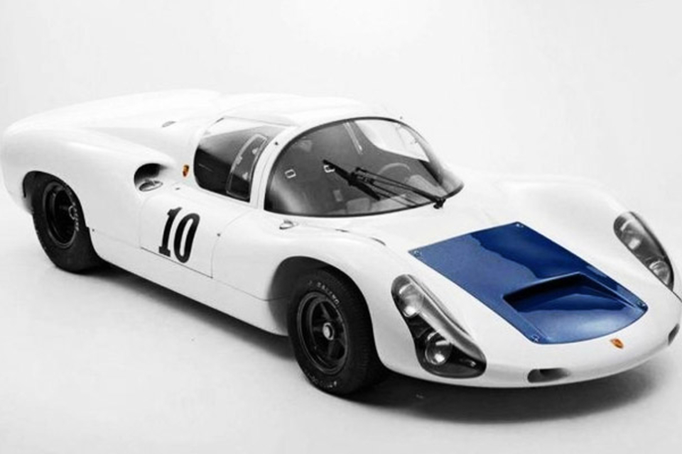 1967 Porsche 910 Spyder Coupe