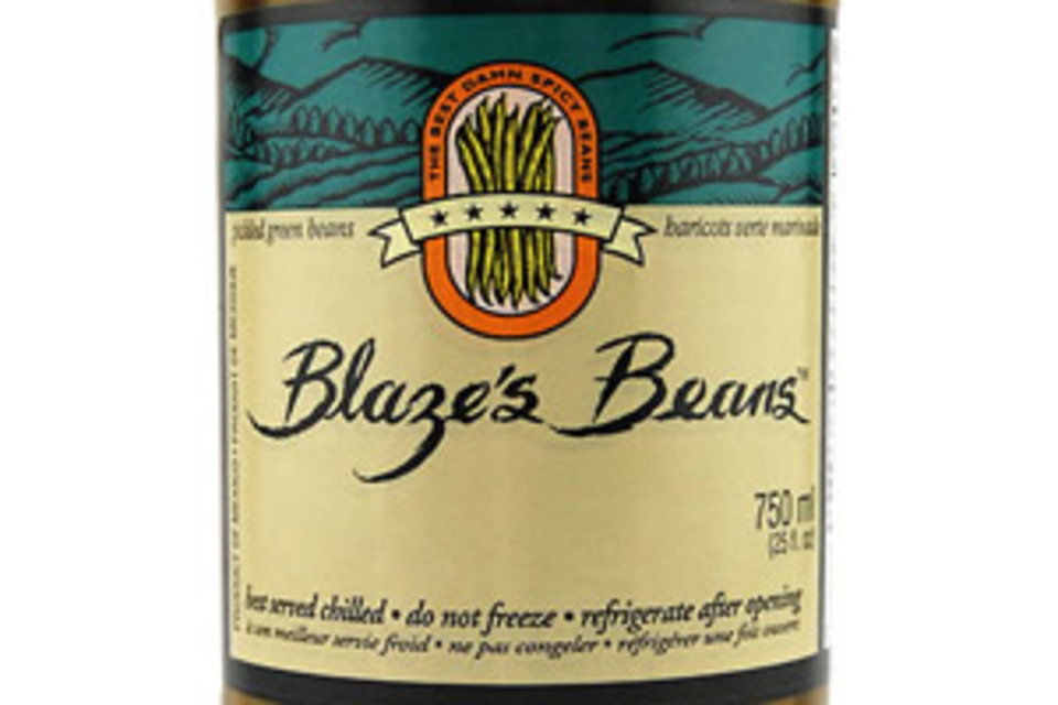 Blaze's Beans