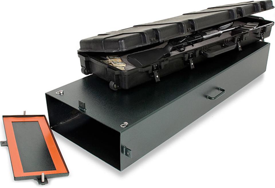 Beautiful Underground Safes #3: BuryBunker Underground Storage Safe | Uncrate