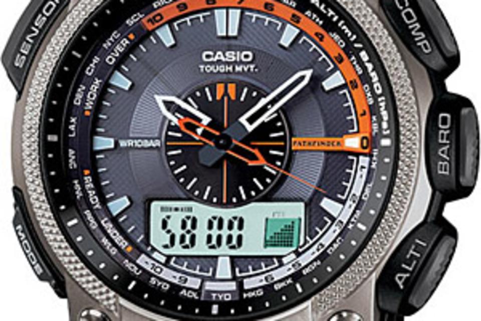 Casio Pathfinder PAW5000-1 Watch