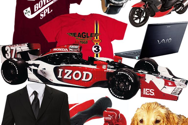 Garb: Indy 500