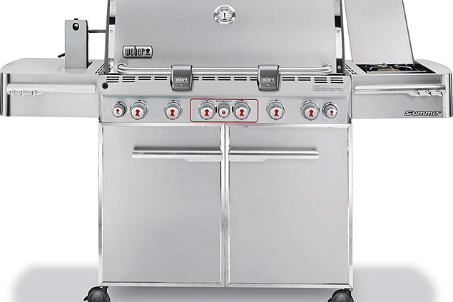 Weber Summit S-670 Grill
