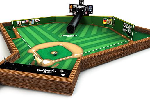 Ballpark Classics MLB Baseball Game