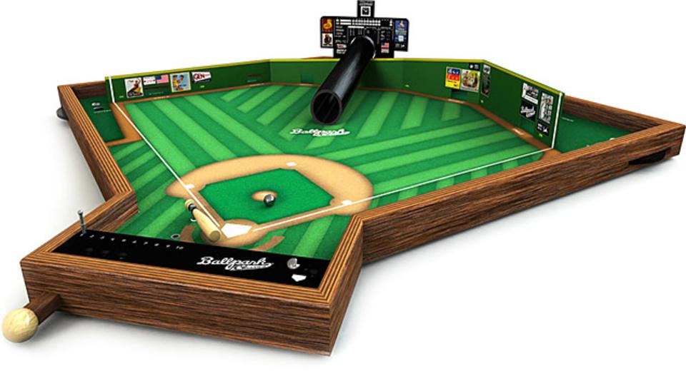 ballpark classics mlb baseball game uncrate ballpark classics mlb baseball game