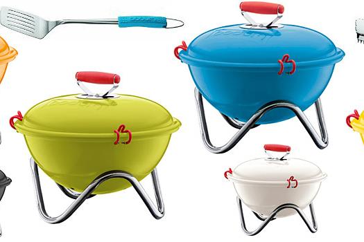 Bodum Fyrkat Portable Grill