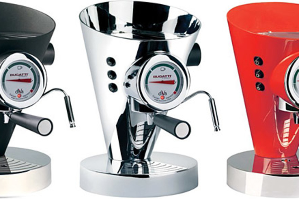 Bugatti Diva Espresso Machine