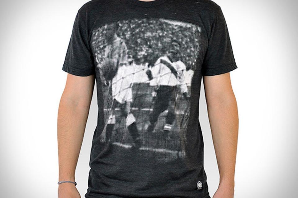 Bumpy Pitch USA vs England T-Shirt