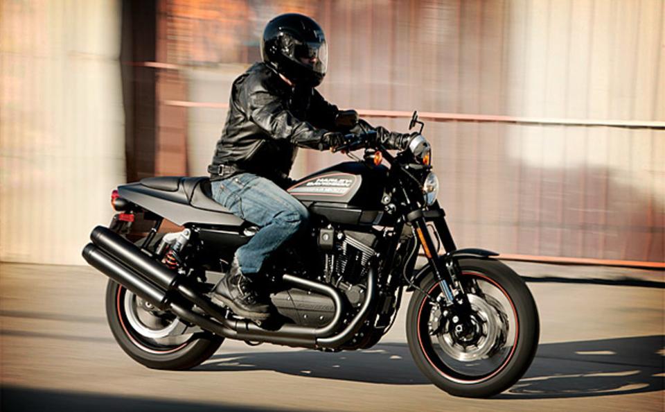 Harley-Davidson XR1200X | Uncrate