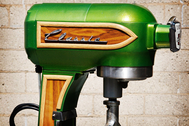 Hobart Classic Woody Wagon Mixer