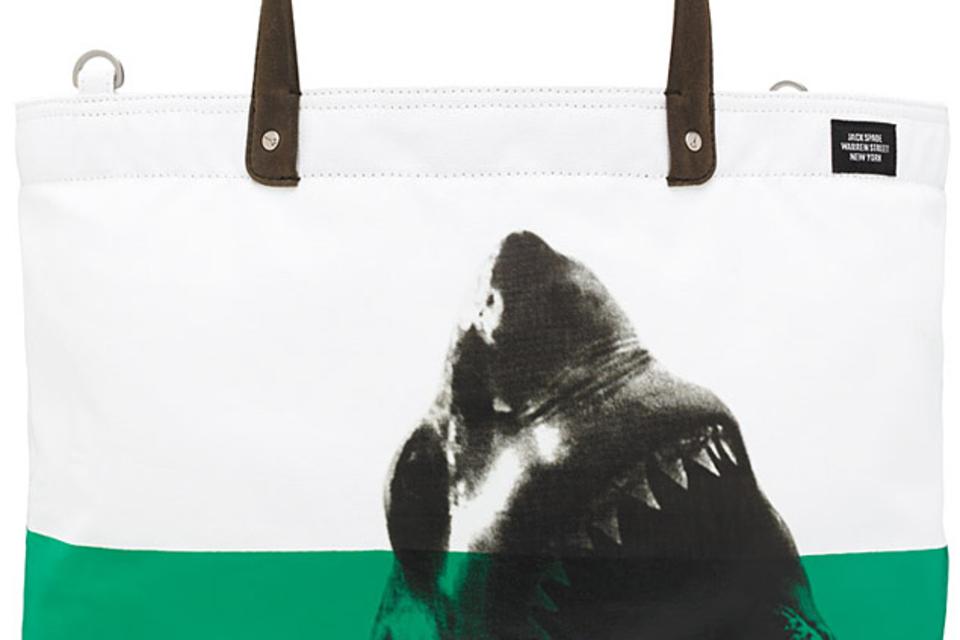 Jack Spade Jaws Bag