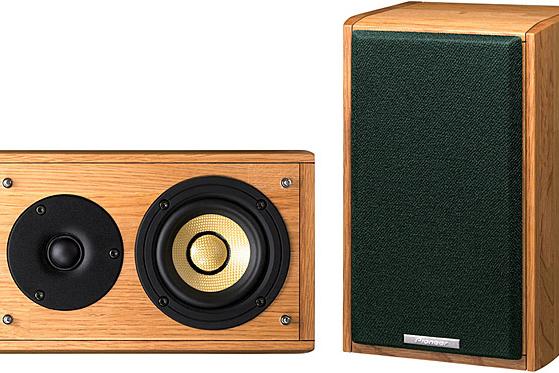 Pioneer Pure Malt Speakers