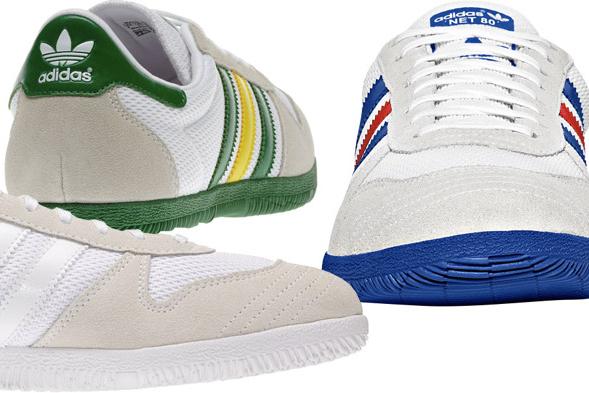 Adidas Net 80 Table Tennis Shoe
