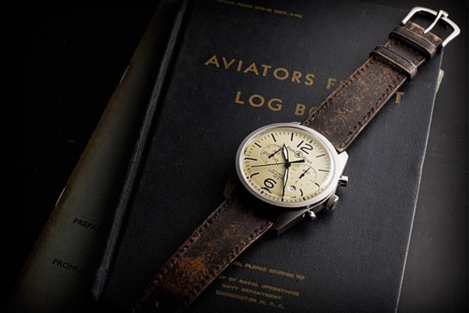 Bell & Ross Vintage Collection