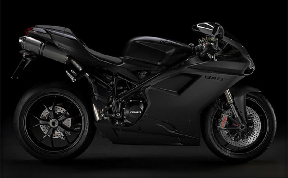 Ducati 848 EVO | Uncrate