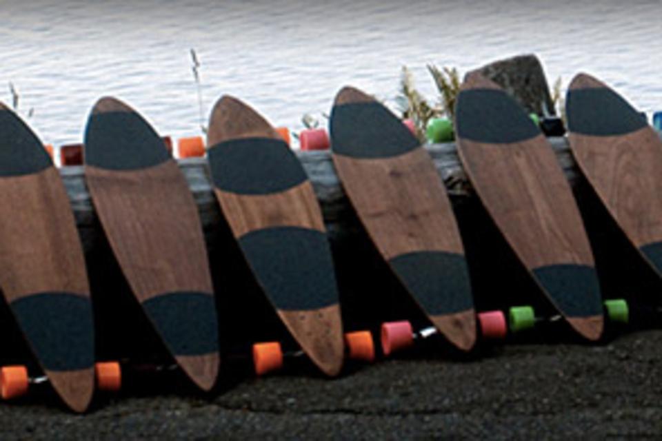 Erickson Longboards