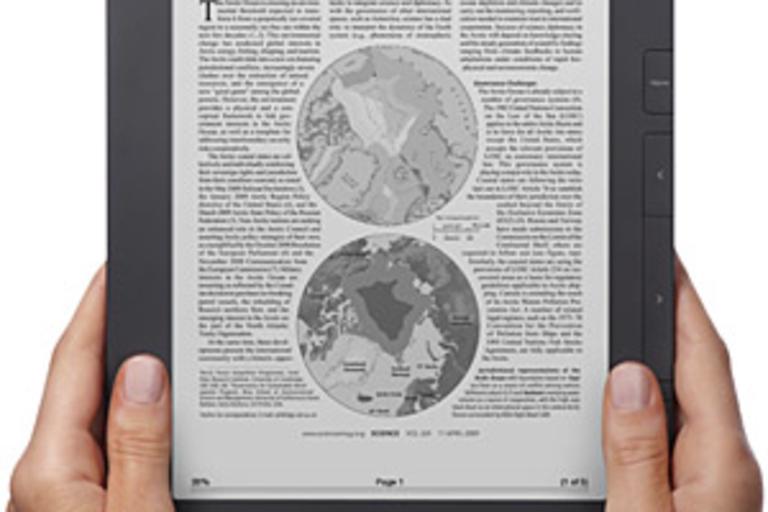 Graphite Kindle DX