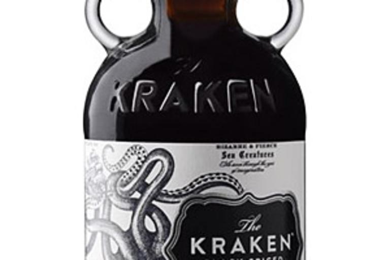 Kraken Black Spiced Rum
