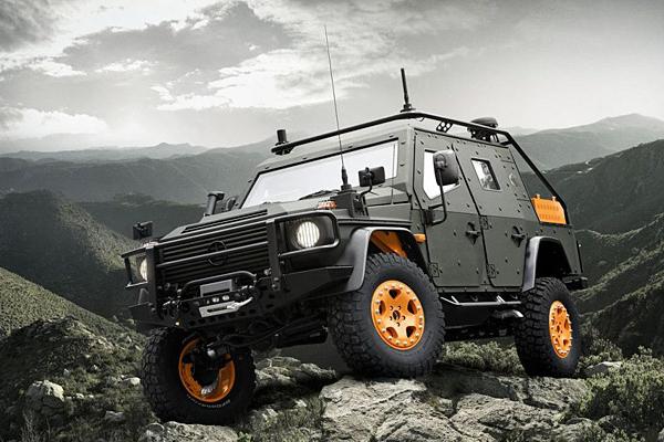 Mercedes-Benz G-Wagon LAPV 6.X