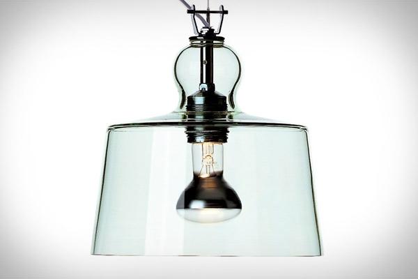 Produzione Privata Acquatinta Pendant Lamp