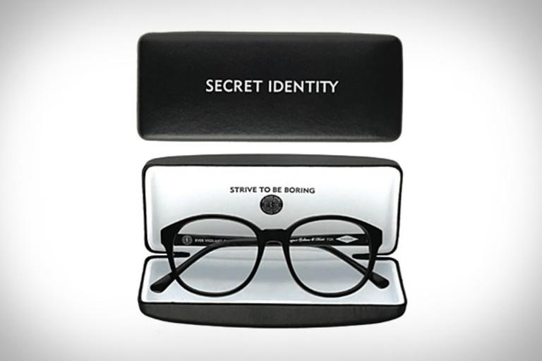 Secret Identity Eyeglass Kit