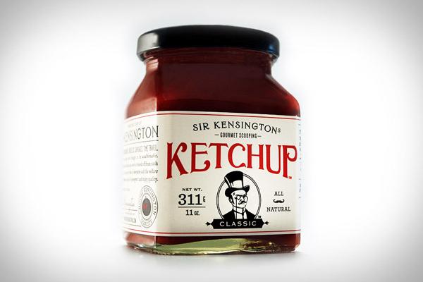 Sir Kensington's Gourmet Scooping Ketchup