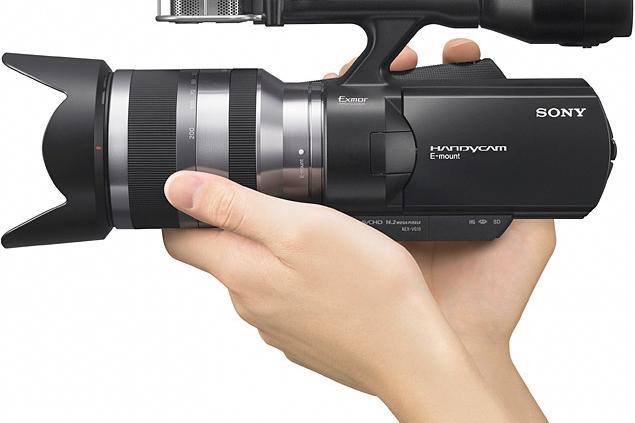Sony NEX-VG10 Handycam