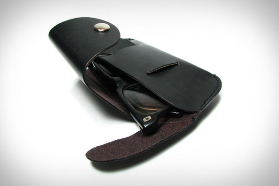Tanner Goods Eyeglass Case