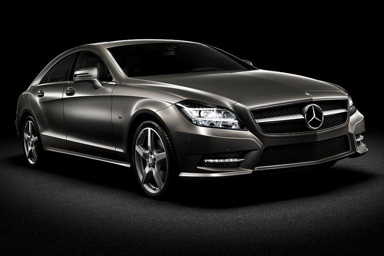 2012 Mercedes Benz CLS