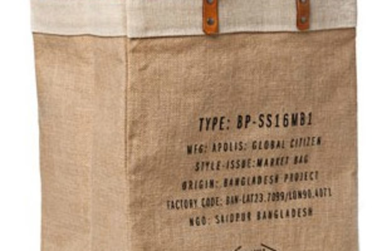 Apolis Activism Market Bag